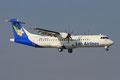 Neben der ATR 72 werden auch noch zwei A-320 betrieben.