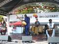 Afrikafest Ingolstadt 2013 mit Jalli Kunda