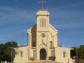 Wallfahrtskirche in Popenguine
