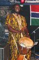 Gambia-Fest Grafing 2011 mit Jalli Kunda
