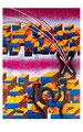 """Dreams Deferred: 38 x 54"""" acrylic"""