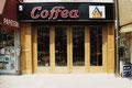 Boutique Cofféa Façade fermée