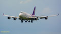 HS-TGZ // Boeing 747-4D7 // Thai Airways