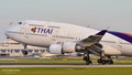Big Smoker:  HS-TGA // Boeing 747-400 // Thai Airways