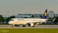 Standard-Traffic in perfekten Licht: D-AEBC // Embraer ERJ190-200LR // Lufthansa CityLine