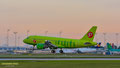 VP-BTQ // Airbus A319-114 // S7 Airlines