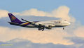 HS-TGA // Boeing 747-4D7 // Thai Airways
