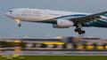 Kam aus Frankfurt um Passagiere nach Muscat aufzunehmen: A4O-DB // Airbus A330-300 // Oman Air