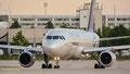 Aufrollen auf die Startbahn: F-GFKY // Airbus A320-211 // Air France (Skyteam Livery)