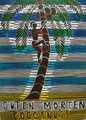 """Thomas Landt - """"Guten Morgen Cocosnuss"""" - Farb-Linoldruck auf Bütten - 36x50 cm - 2009 - Auflage 4/10 - Sylt"""