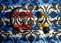 """Thomas Landt - """"Appel un E """" - Farb-Linoldruck auf Bütten - 43x60 cm - 2010 - Auflage 6/20 - Sylt"""