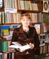 Наталя Андріївна Товарницька, бібліотекар школи
