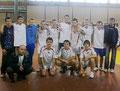 Срібні призери чемпіонату області з гандболу 2011 р.