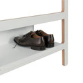 Garderobe STEP - Schuhablge