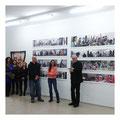Eröffnungsrede Wolfgang Reiter / Foto: Adriana Torres