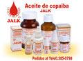 ACEITE DE CPAIBA EN CAPSULAS Y LIQUIDO