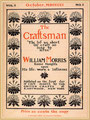 The Craftsman 1901年発刊 写真3 雑誌は1916年12月まで続いた。