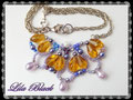 1175 - Lotus Flower Necklace (B&Bv12)