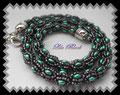 779 - Capsel - lila grün (Charlene Abrams)