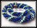 820 - Blue Spirale