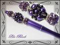 0963 - Mystic Purple Pen - Belle of Ball