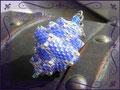 250 - Pitaya in 10/0er blau silber (Mariposa)