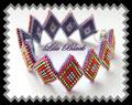 1135 - Diamond Bracelet - reversible (B&B)