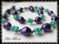 902 - Aqua dreams in Purple (EK)