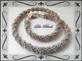 1168 - Emilys X-Mas Necklace (SHK104)