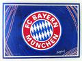 - bayern münchen - Größe 70 x 50 cm, Sylvio Zornsch, Bilder, paintings