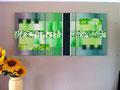 - believe - Größe 150 x 70 cm, Sylvio Zornsch, Paintings, Bilder