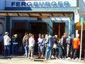 Hier gibt es leckere Burger