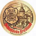 Brauerei Friedland - Bierdeckel