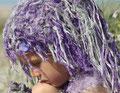 Fantasie & Wirklichkeit Fotografien und Gedichte Kathrin Steiger märchenhaft verträumt Blumenmädchen Blumenfee Blumenelfe  Elfe Fee Herbst Herbstzeit Flower Fairy