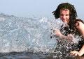 Fantasie & Wirklichkeit Fotografien und Gedichte Kathrin Steiger Wasserwesen
