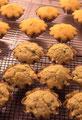 green peas muffin