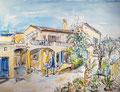 Ferienhaus in Les Imbress