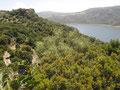 Stausee Lago Flumendosa