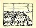 Ohne Titel; Technik: Siebdruck; Datum:1980; Format (HxB): 49 x 40 cm