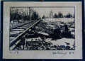 Postkarte (01/03); Technik: s/w Kopie; Datum: 1987; Format: (HxB): 12,5 x 17 cm; (in Privatbesitz)