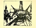Ohne Titel; Technik: Siebdruck; Datum:1980; Format (HxB): 38 x 49 cm
