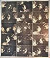 Das schöne freie Leben; Technik: Fotokopie mit Filzstift; Datum: September 1985; Format (HxB): 154 x 132 cm