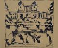 Ohne Titel; Technik: Siebdruck; Datum:1979; 42x52cm
