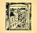 Ohne Titel; Technik: Siebdruck; Datum:1980; Format (HxB): 44 x 49 cm
