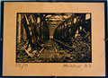 Postkarte (05/11); Technik: s/w Kopie; Datum: 1987; Format: (HxB): 12,5 x 17 cm; (in Privatbesitz)