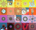 Discus, 2005, 120 x 150 cm