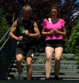 Personaltrainer Berlin Outdoor-Fitness Personaltraining