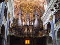 Orgel in der Heiligen Linde