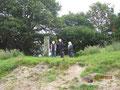 """Unsere Fahrradtour führte am """"Hummelsee"""" vorbei, ..."""