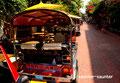 tuktuk(タイ・バンコク)